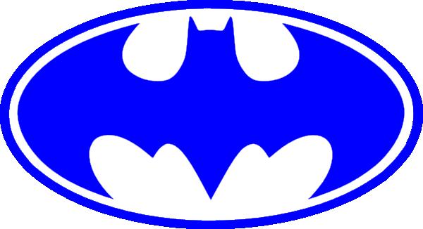 Logo png svg clip. Batman clipart blue batman