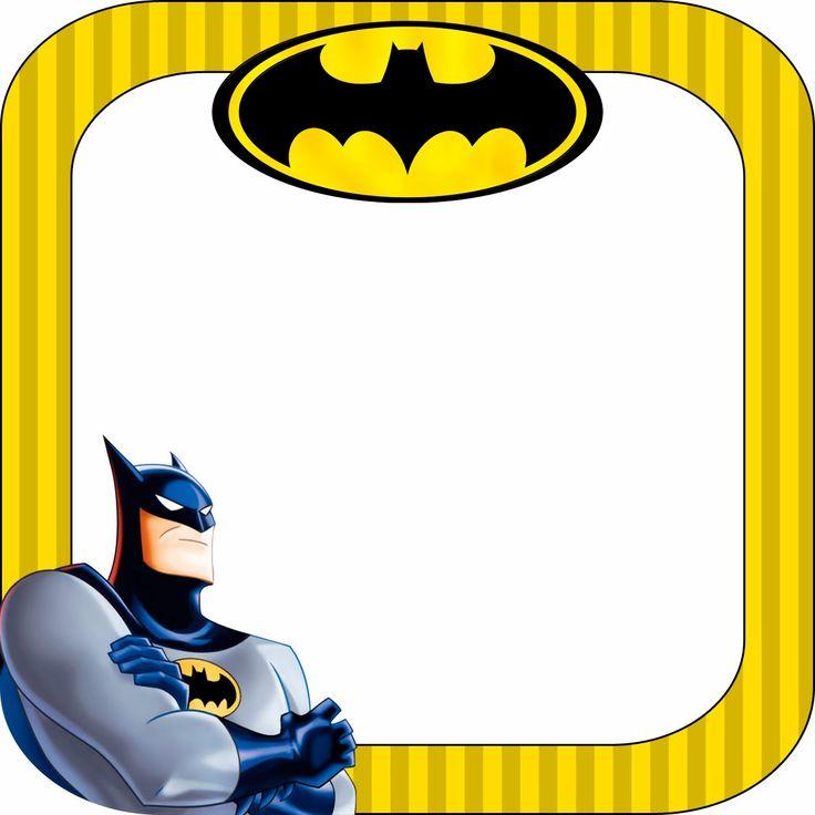 Batman clipart border, Batman border Transparent FREE for ...