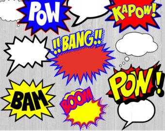 Superhero bubbles etsy diy. Batman clipart bubble
