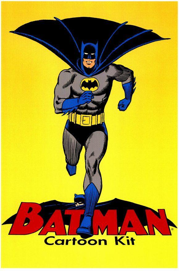 Superman was a monthly. Batman clipart comic book