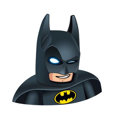Batman clipart emoji. Wink feature png