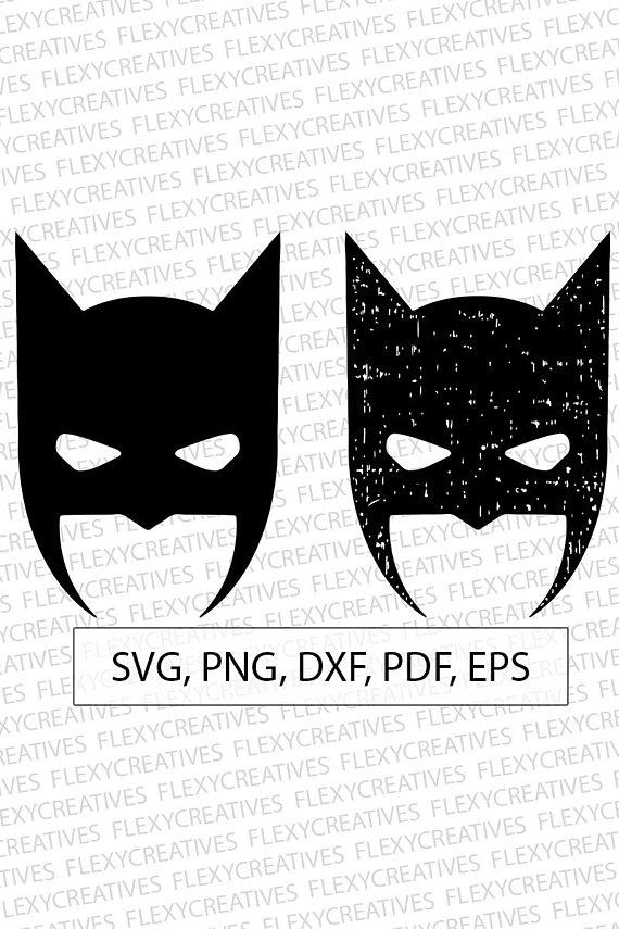 Batman clipart file. Svg grunge mask vector