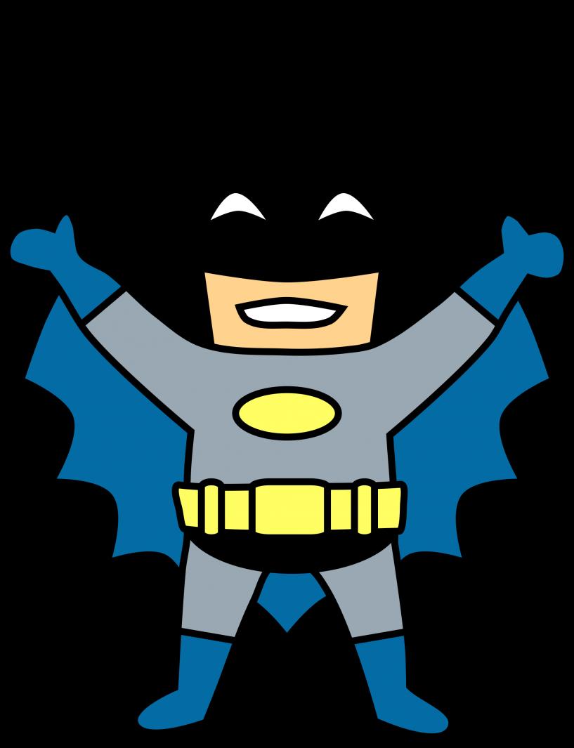 Jokingart com . Coloring clipart batman