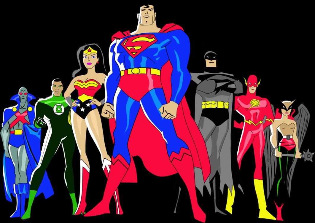 Batman clipart justice league. Kit digital liga da