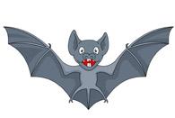 Free bat clip art. Bats clipart
