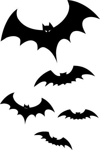 Bats clipart.  best for school