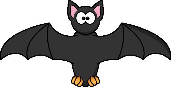 Bat clipart cute. Cartoon