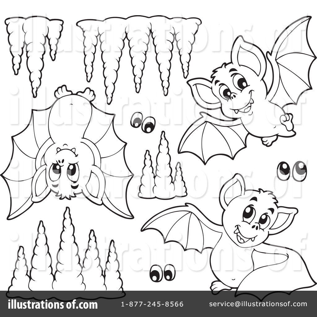 Bat Coloring Pages - Life is Sweeter By Design | 1024x1024