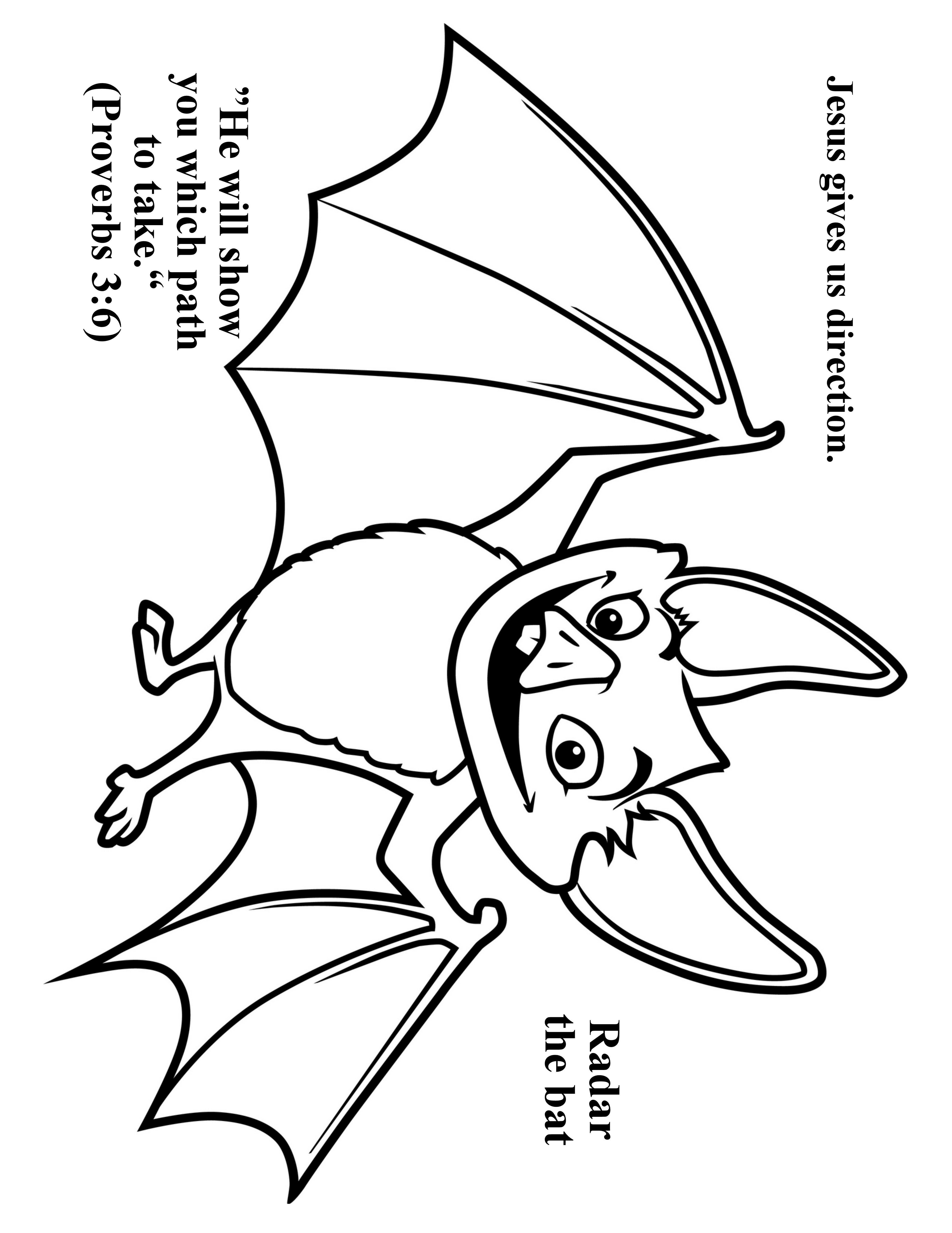 Bats clipart bat cave. Quest day preschool coloring