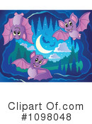 Bats clipart bat cave. Royalty free rf illustrations