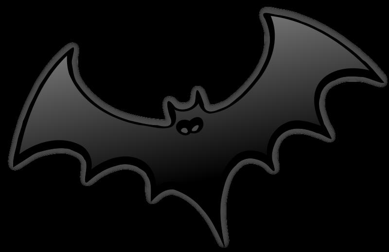 Halloween clipart bat. More panda free images