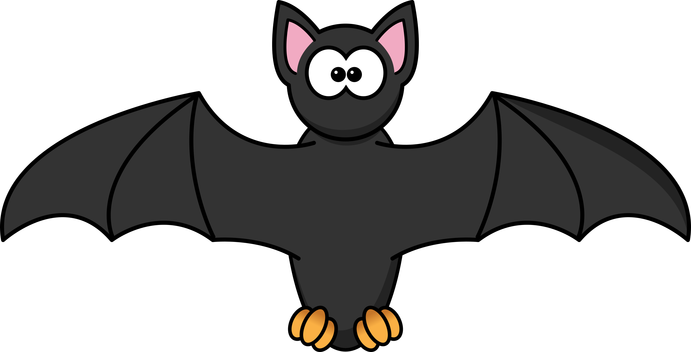 Working clipart hurry. Lavishly vampire bat cartoon