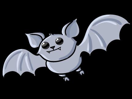 Cute halloween clip art. Bat clipart bird