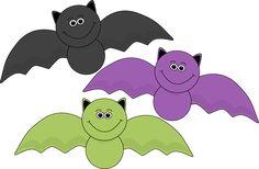 Bat for my month. Bats clipart cute