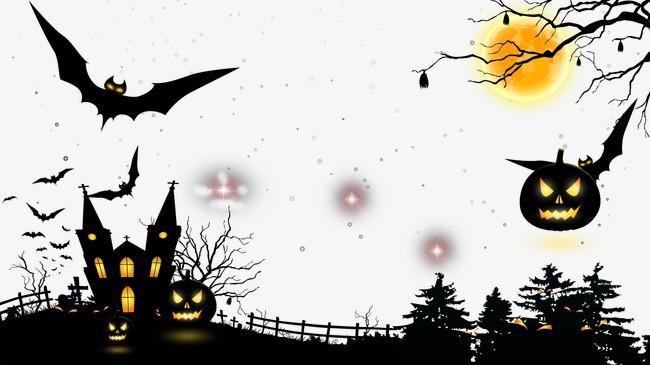 Bats clipart five. Bat crazy halloween happy