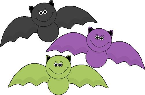 Halloween clip art images. Bats clipart friendly