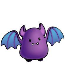 Bats clipart friendly.  best batty for