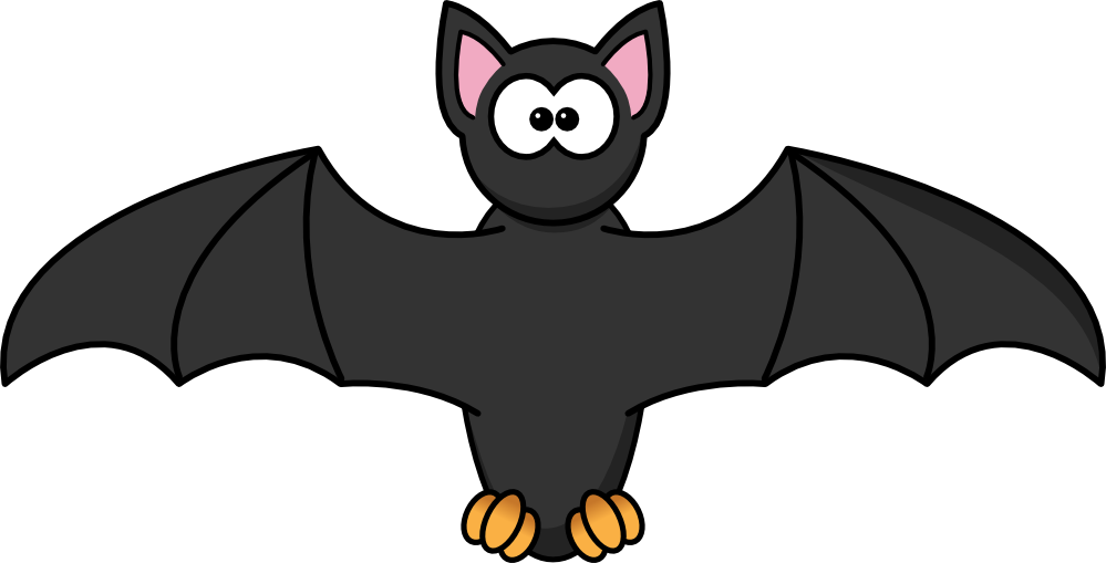Eyes clipart bat. Black and white panda