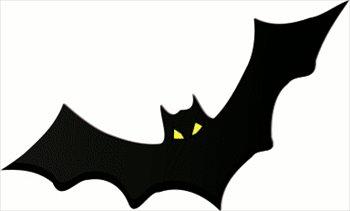 Free bats graphics images. Clipart bat