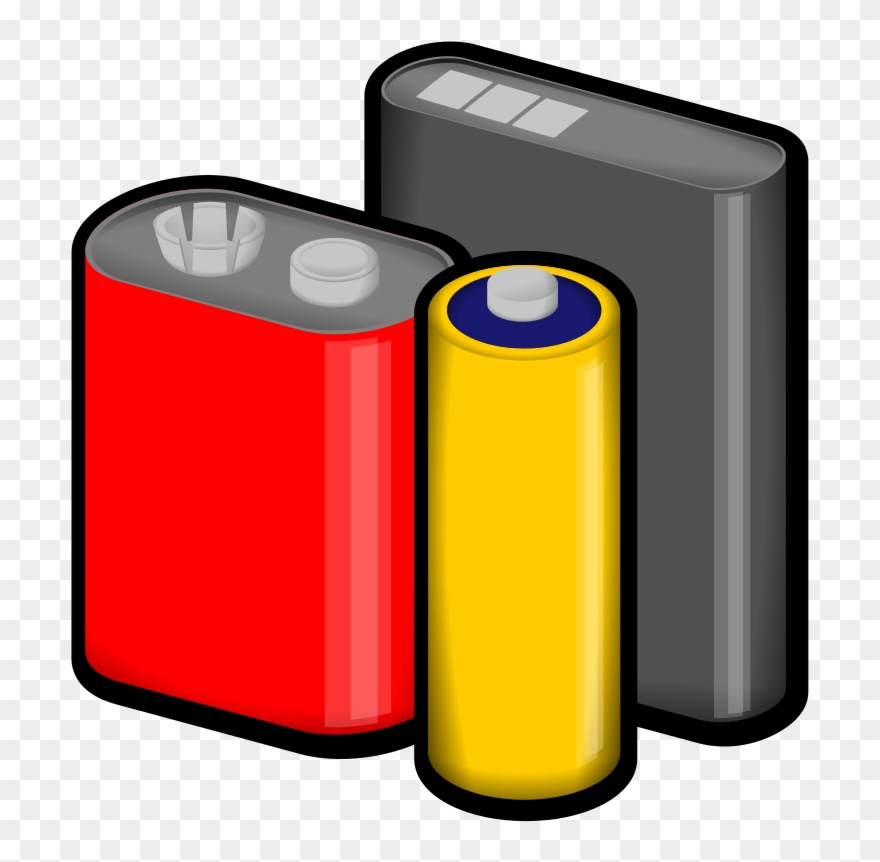 Battery clipart. Cliparts batteries png transparent