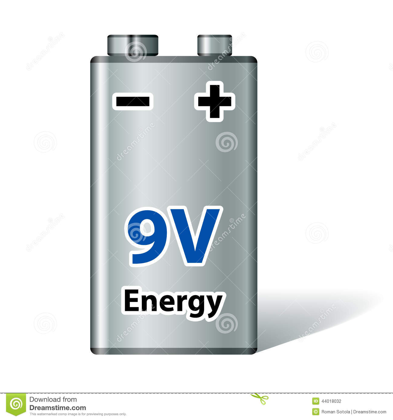 clipartuse dry cell. Battery clipart 9 volt