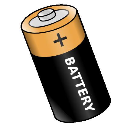 battery clipart aa battery