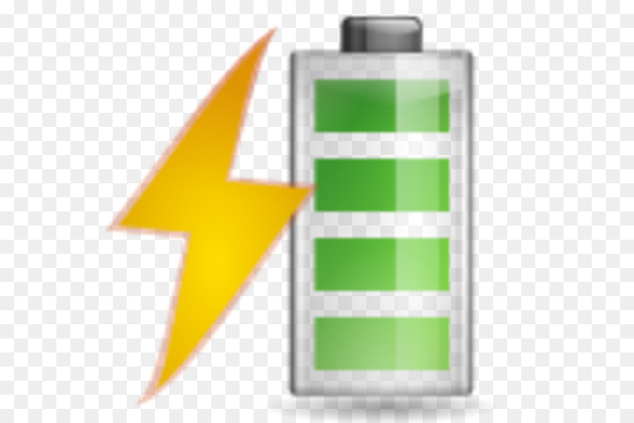 Cartoon green yellow product. Battery clipart battery pack