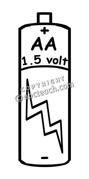 Battery clipart black and white. Panda free images batteryclipart