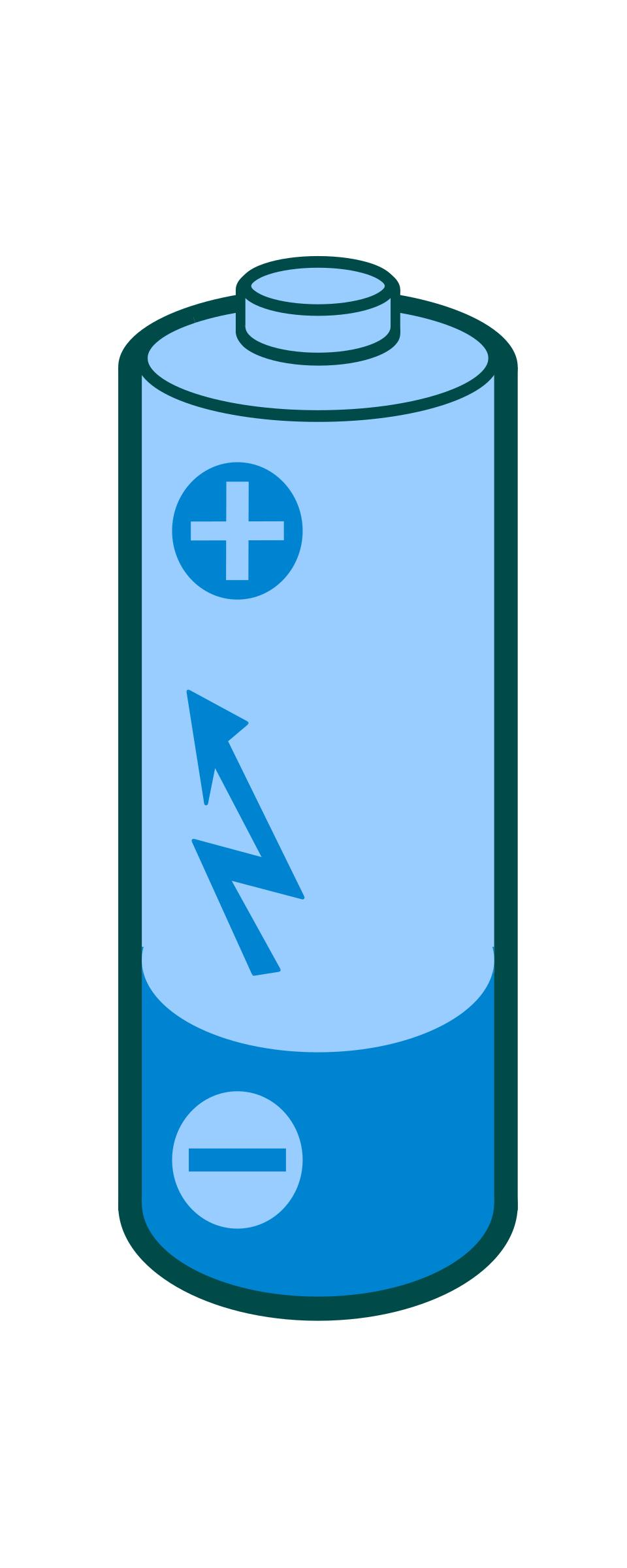 Free icons png images. Battery clipart cylinder