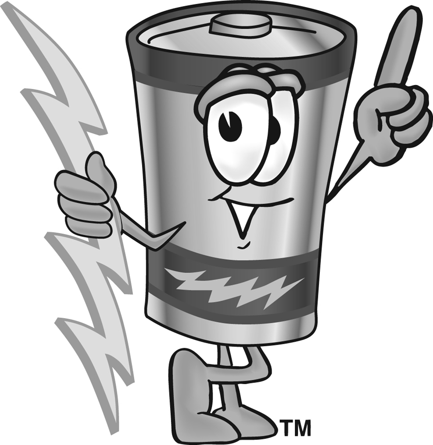 Battery clipart happy. Images free download best