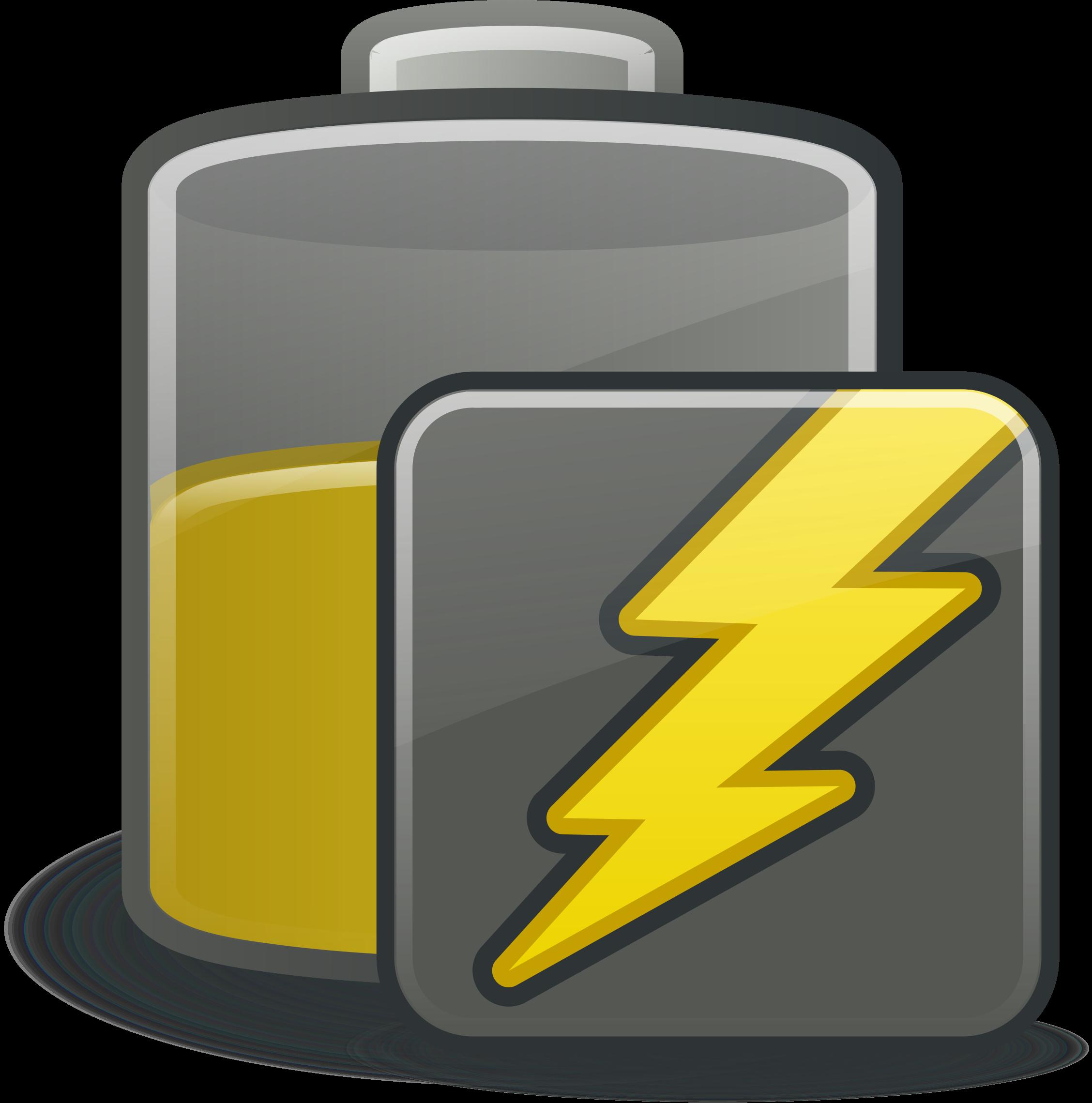 Battery clipart medium. Charging
