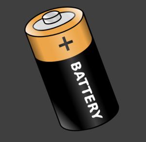 Battery clipart medium. Clip art at clker