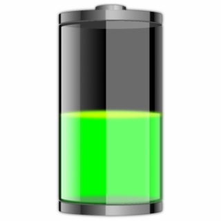 Battery clipart mobile battery. Free icon png image