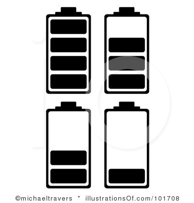 Battery clipart mobile battery. Cell phone