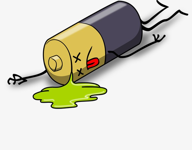 Battery clipart positive. Failure green png image