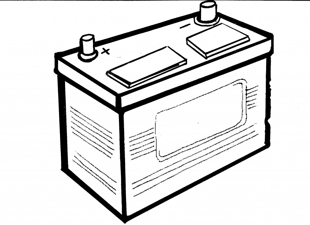 Index of wp content. Battery clipart sketch