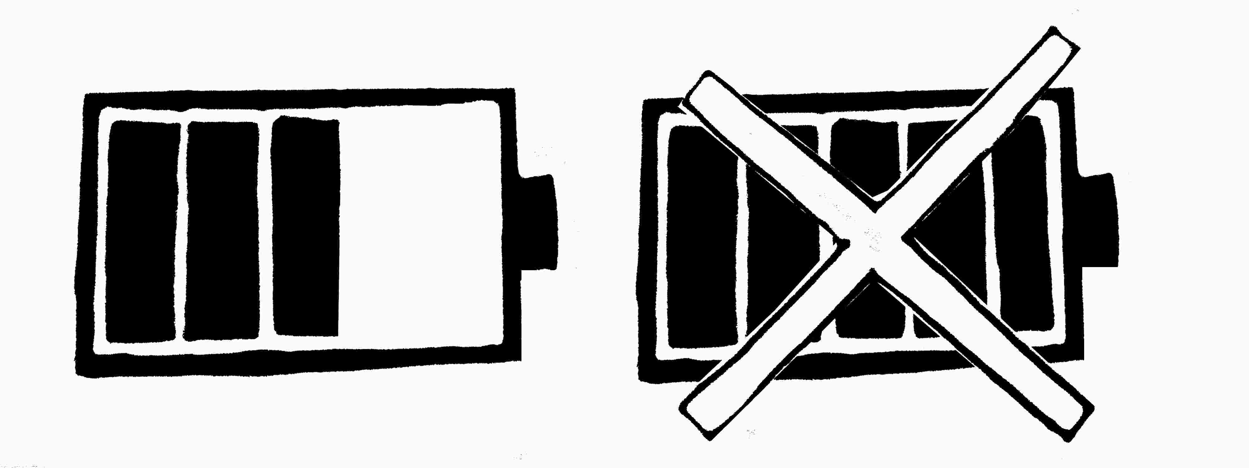 Battery clipart sketch. Lessons solar lampcircuitdesign draft