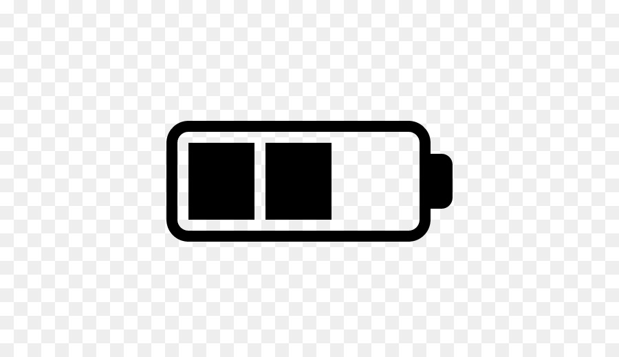 Charger computer icons symbol. Battery clipart square