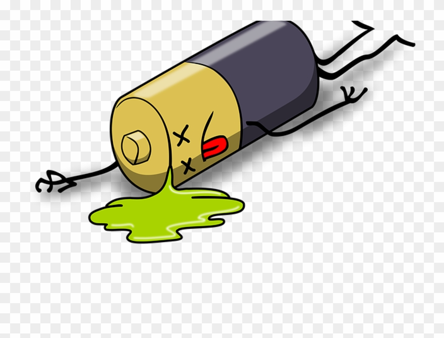 There s a good. Battery clipart strong battery