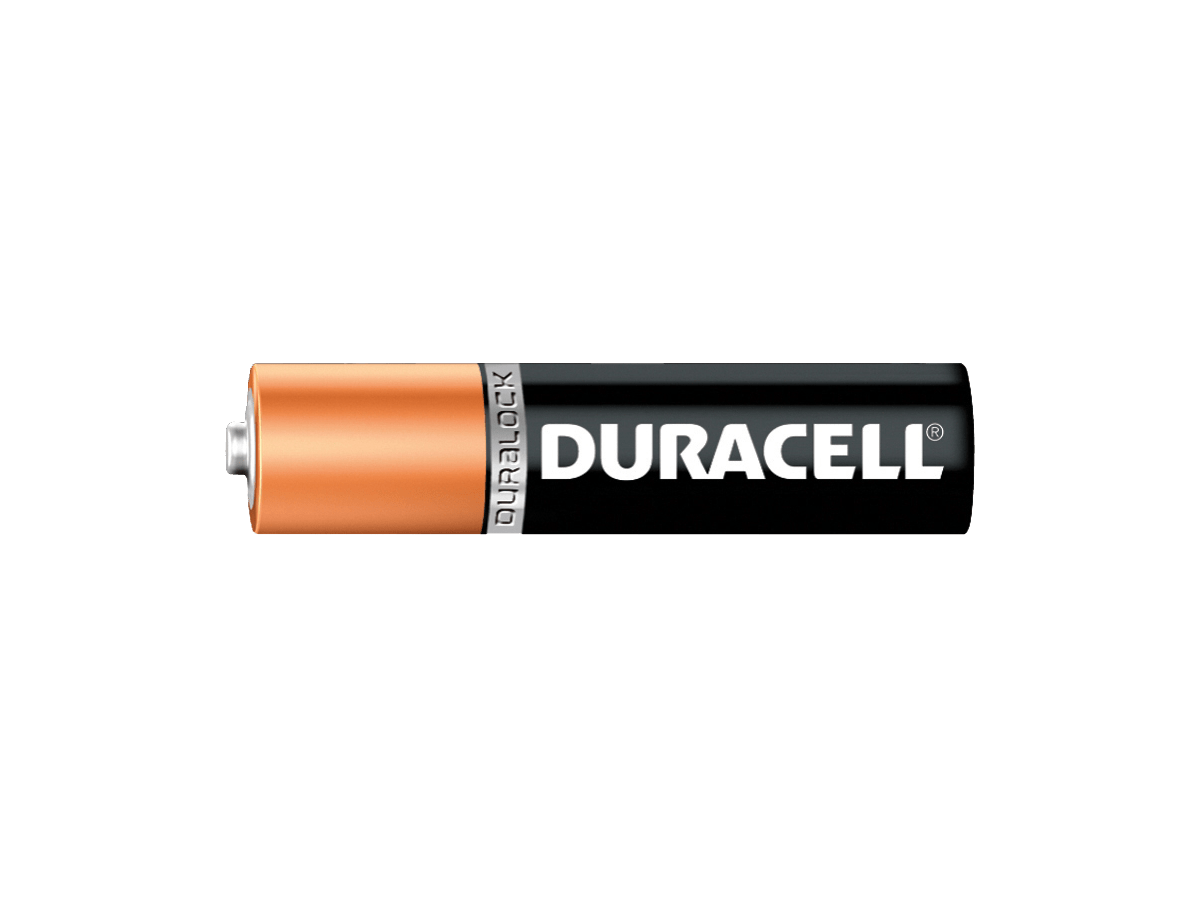 Duracell aa png stickpng. Battery clipart transparent background