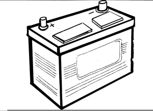 Battery clipart vector. Drawing free images at