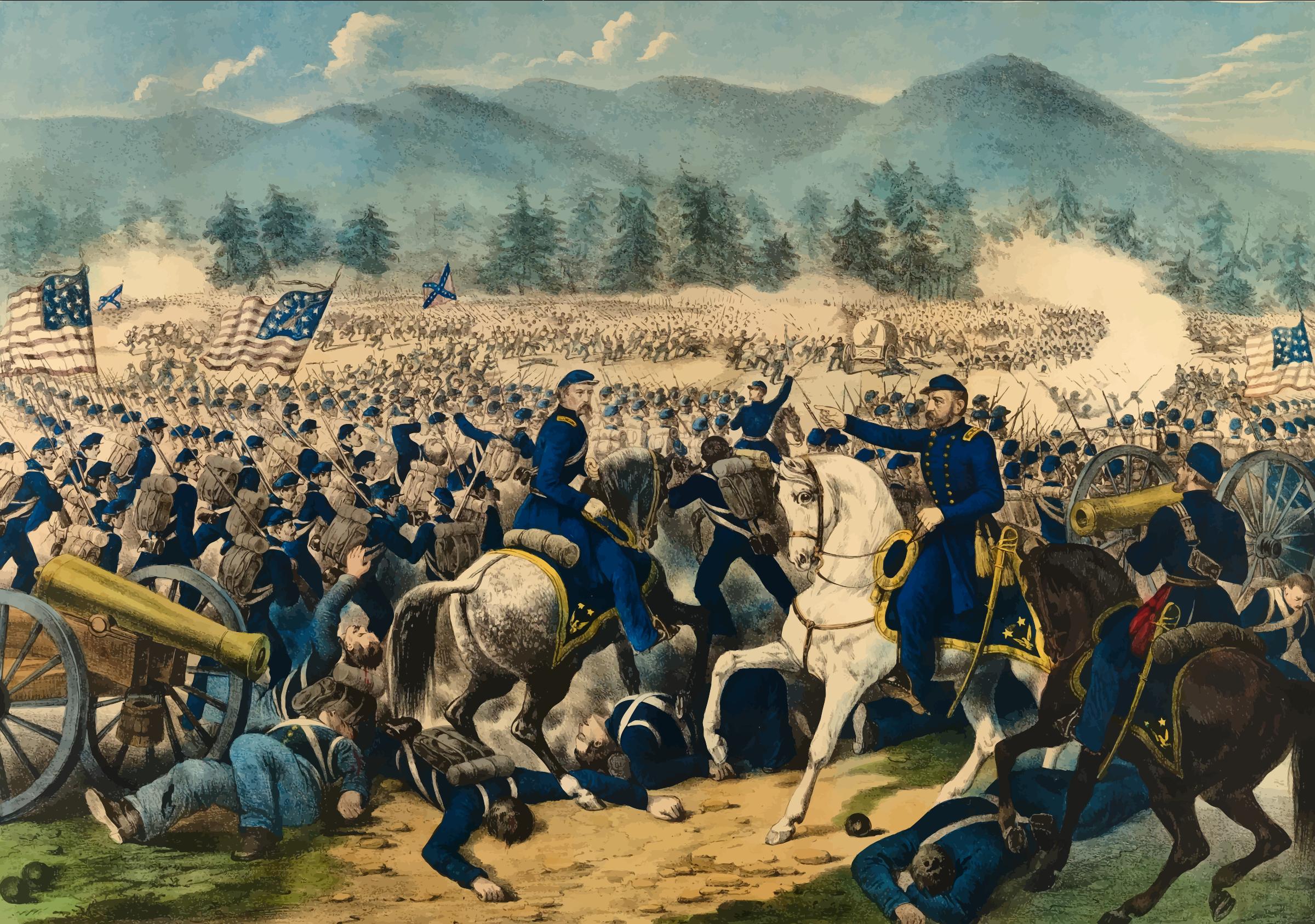 Of big image png. Battle clipart battle gettysburg
