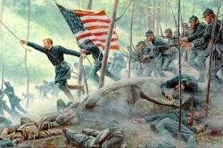 War x free clip. Battle clipart battle gettysburg