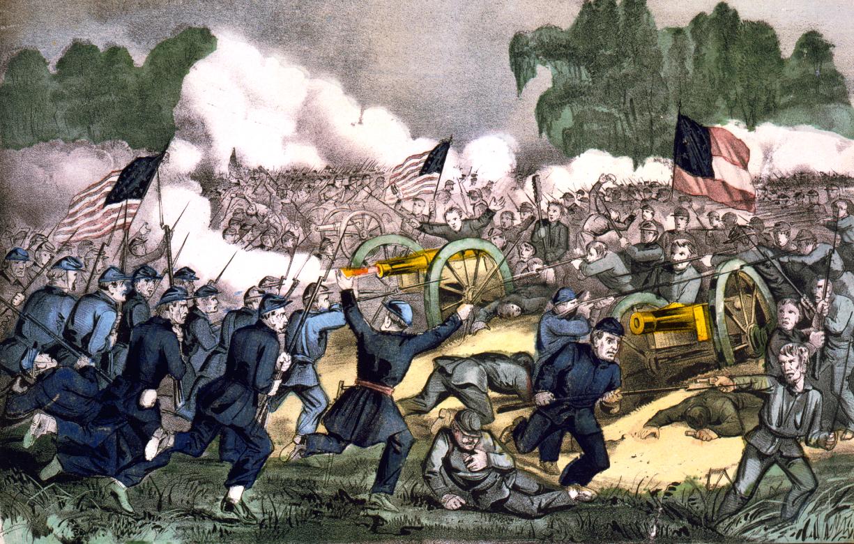 Of public domain clip. Battle clipart battle gettysburg