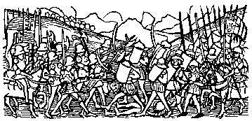 Battle clipart battle scene. A carol in autumn