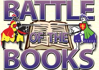 The of books . Battle clipart book