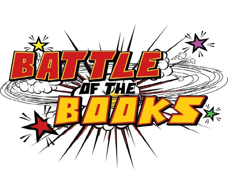 Of the books woodbridge. Battle clipart book