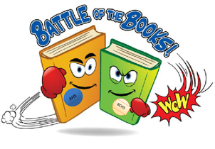 Muhsd of the books. Battle clipart book