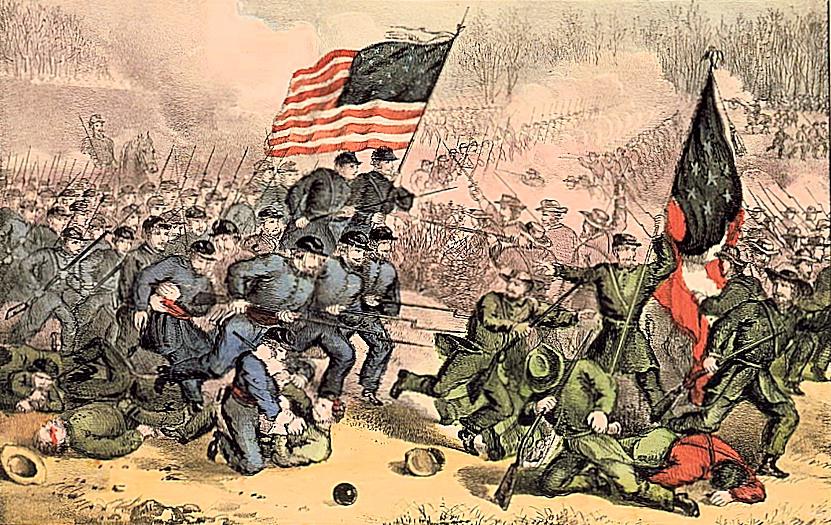 Battles of baton rouge. Battle clipart bull run