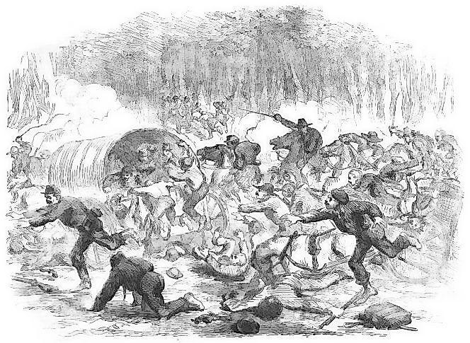 Battle clipart bull run. Retreat american history civil